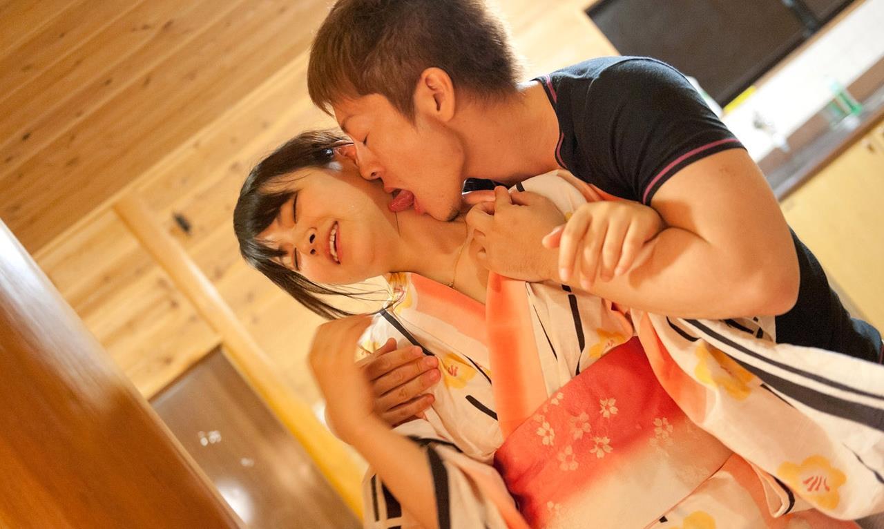 木村つな 青姦キャンプデート画像 116