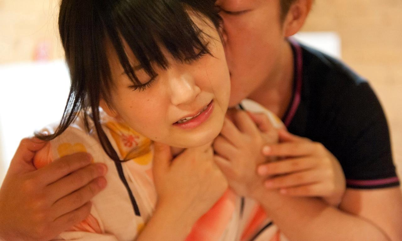 木村つな 青姦キャンプデート画像 117