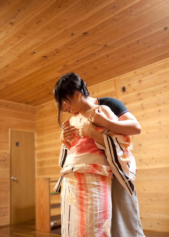 木村つな 青姦キャンプデート画像 119
