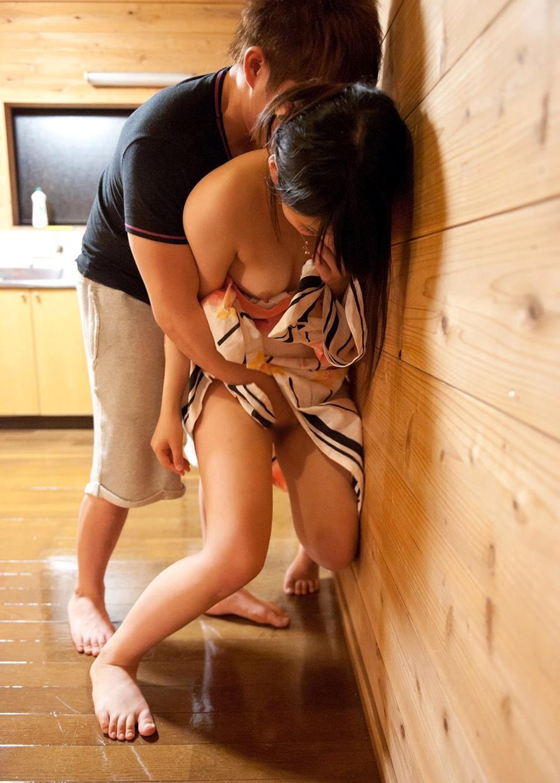 木村つな 青姦キャンプデート画像 132
