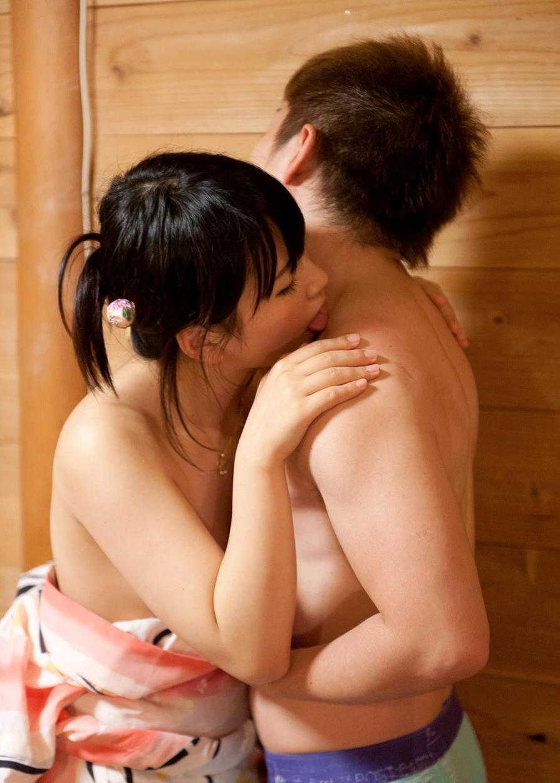 木村つな 青姦キャンプデート画像 135