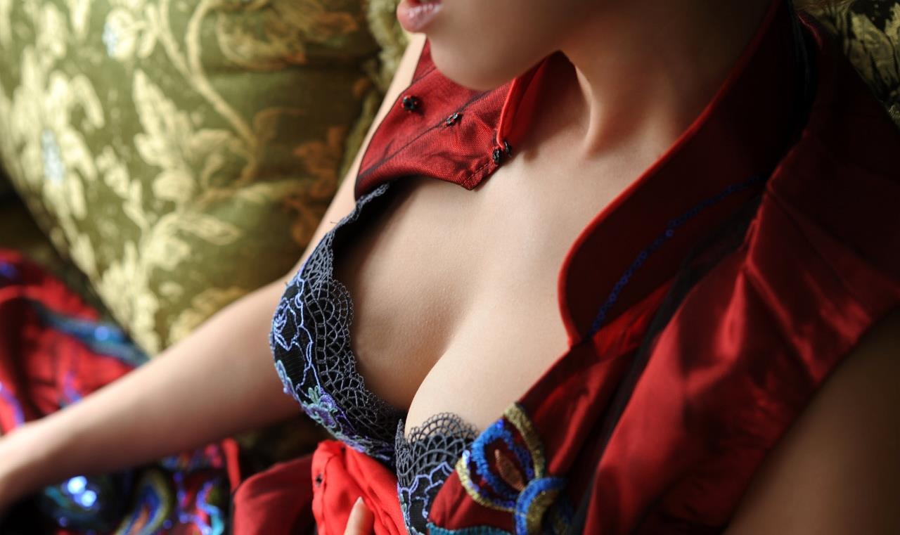 北川エリカ チャイナドレス画像 25
