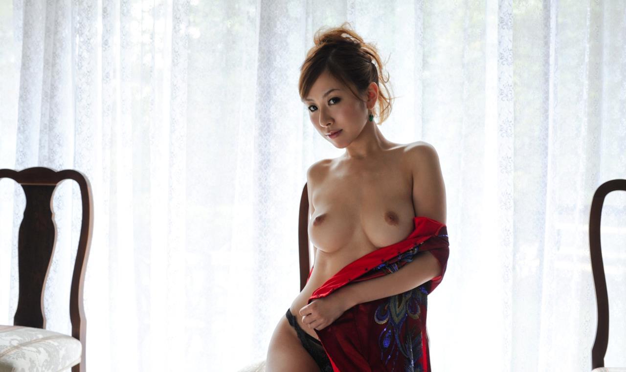 北川エリカ チャイナドレス画像 31