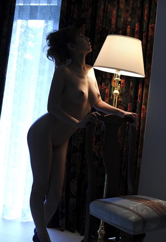 北川エリカ チャイナドレス画像 46
