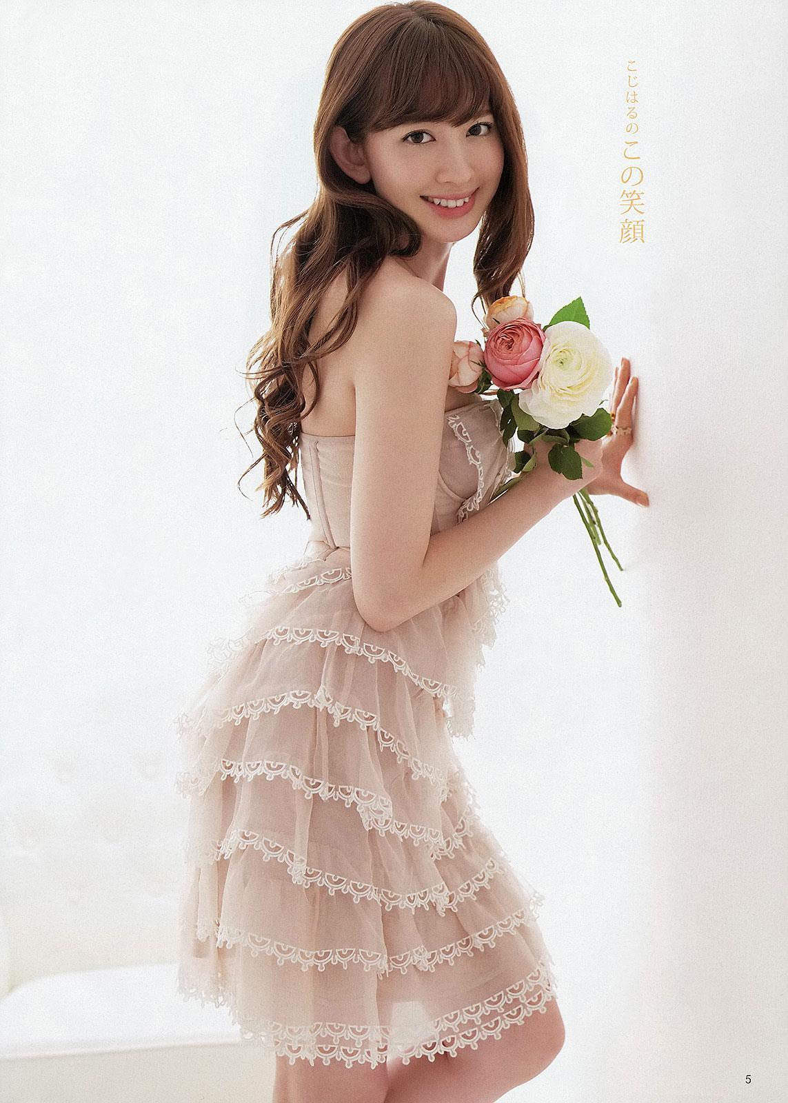 小嶋陽菜 水着画像 5