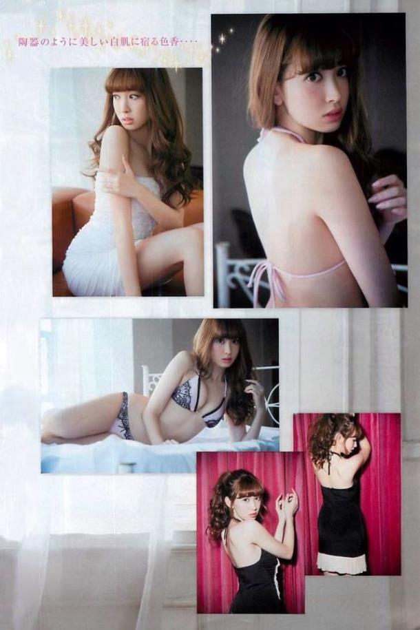 小嶋陽菜 水着画像 46