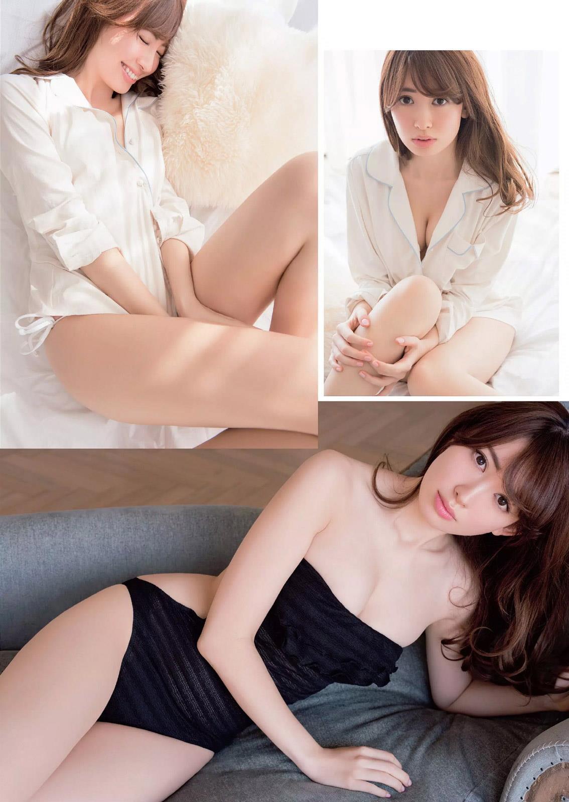 小嶋陽菜 ランジェリー画像 5