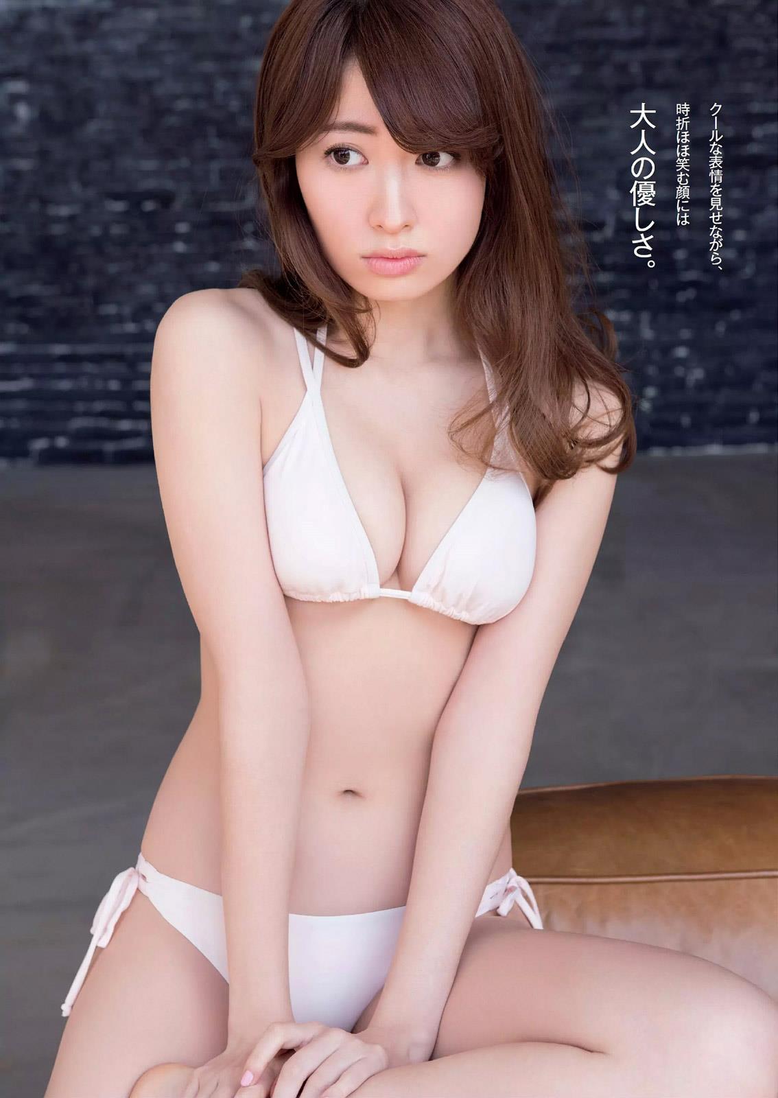 小嶋陽菜 ランジェリー画像 6