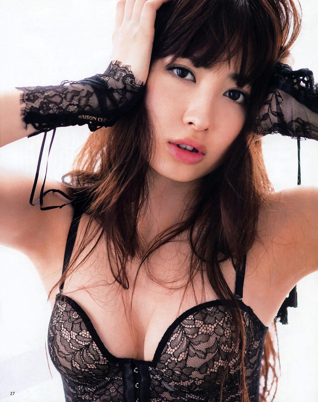 小嶋陽菜 ランジェリー画像 68