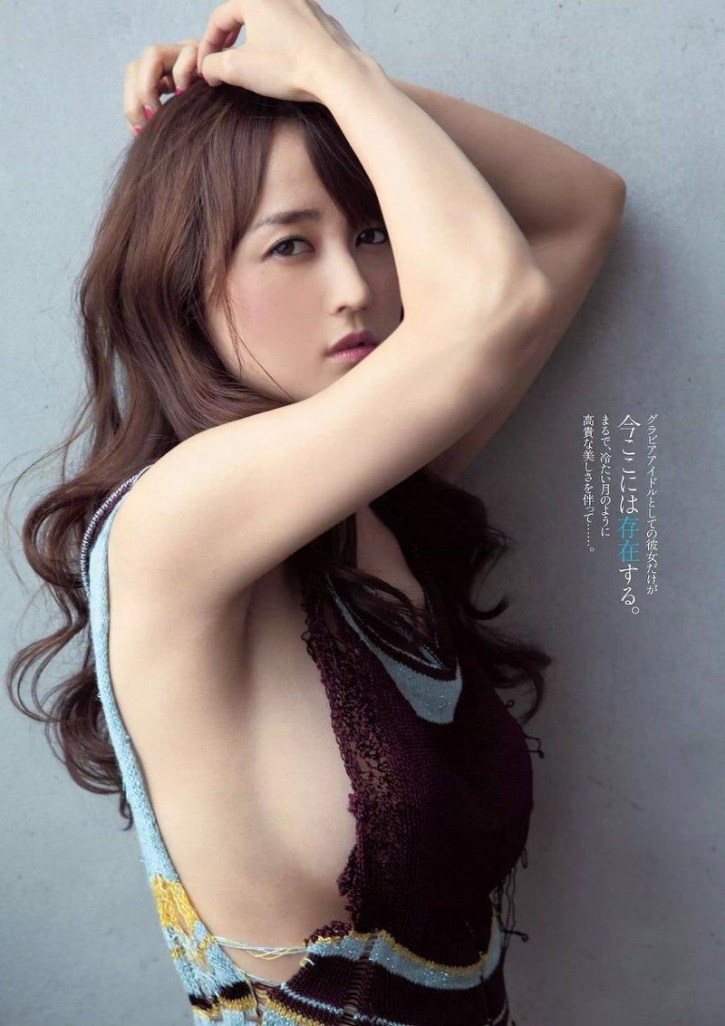 小松彩夏 セクシー画像 114