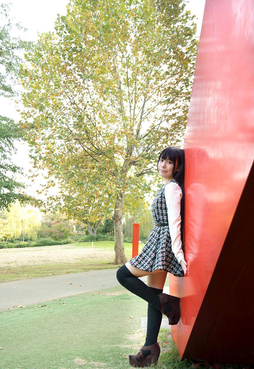 小西まりえ ニーハイSEX画像 14