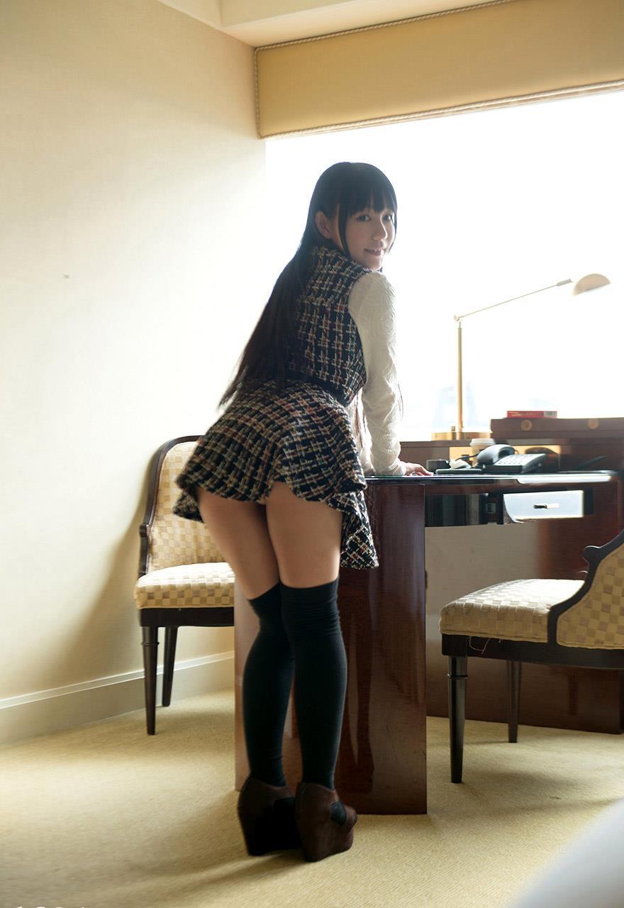 小西まりえ ニーハイSEX画像 32