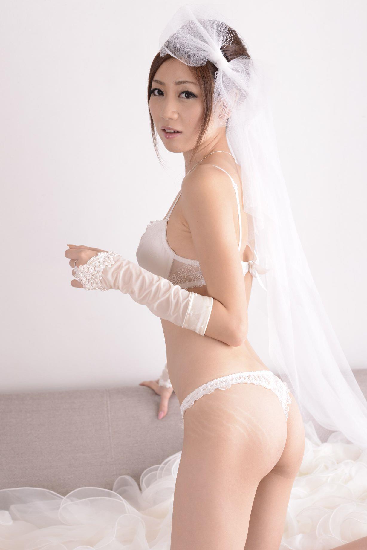 前田かおり ウェディングドレス画像 63