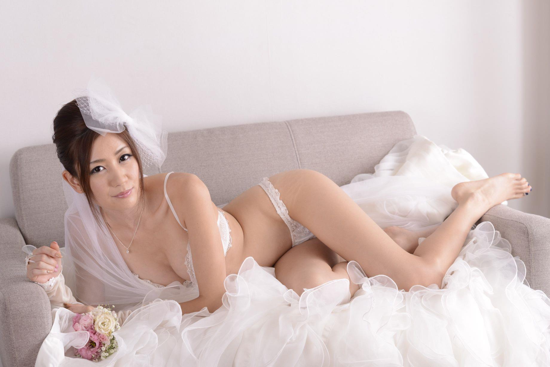 前田かおり ウェディングドレス画像 66
