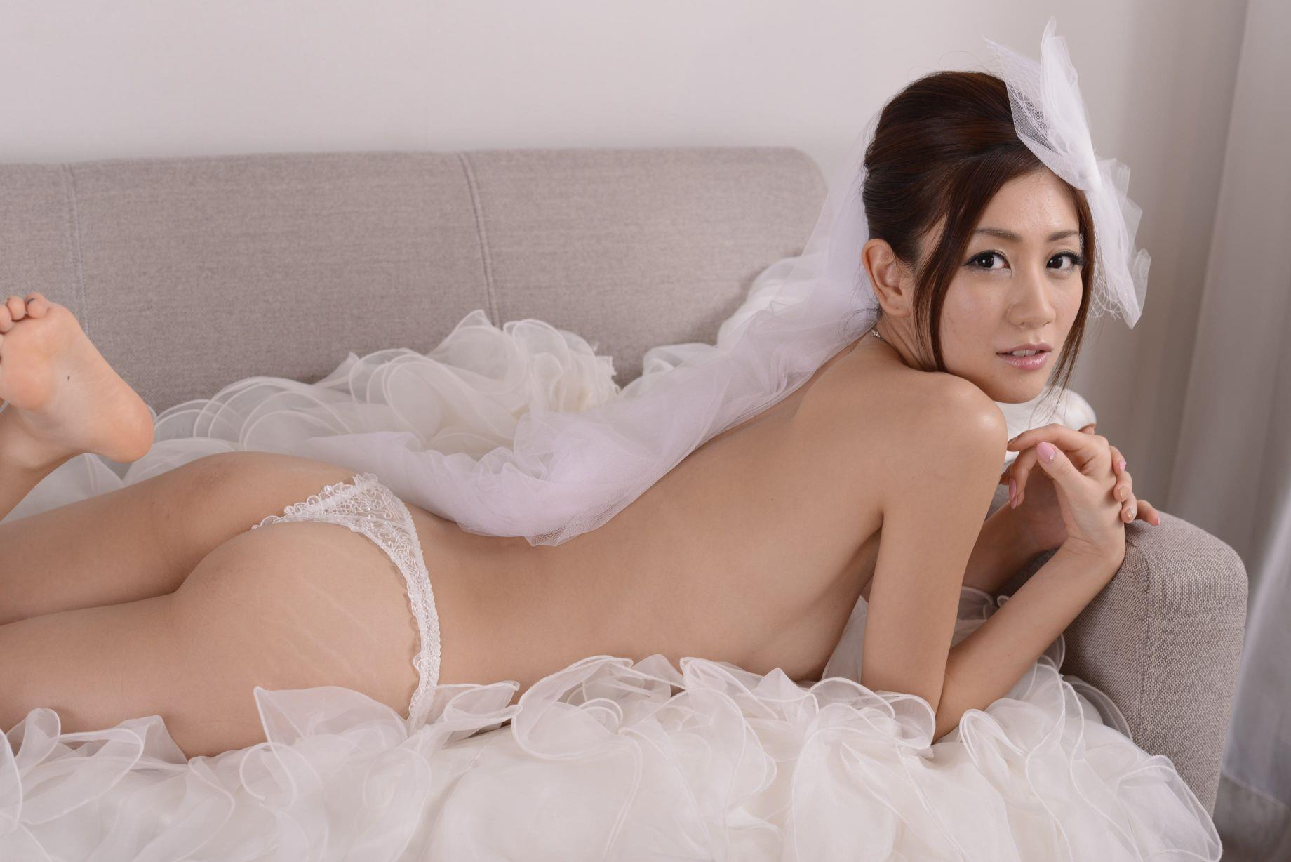 前田かおり ウェディングドレス画像 83