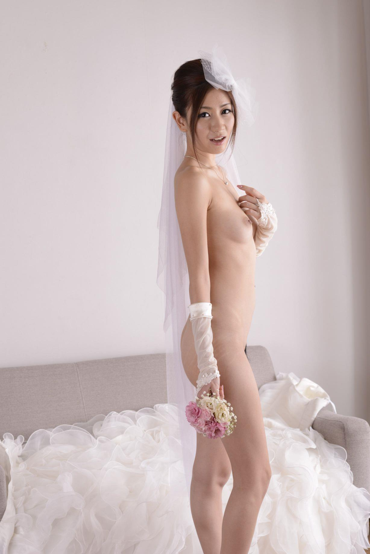 前田かおり ウェディングドレス画像 101