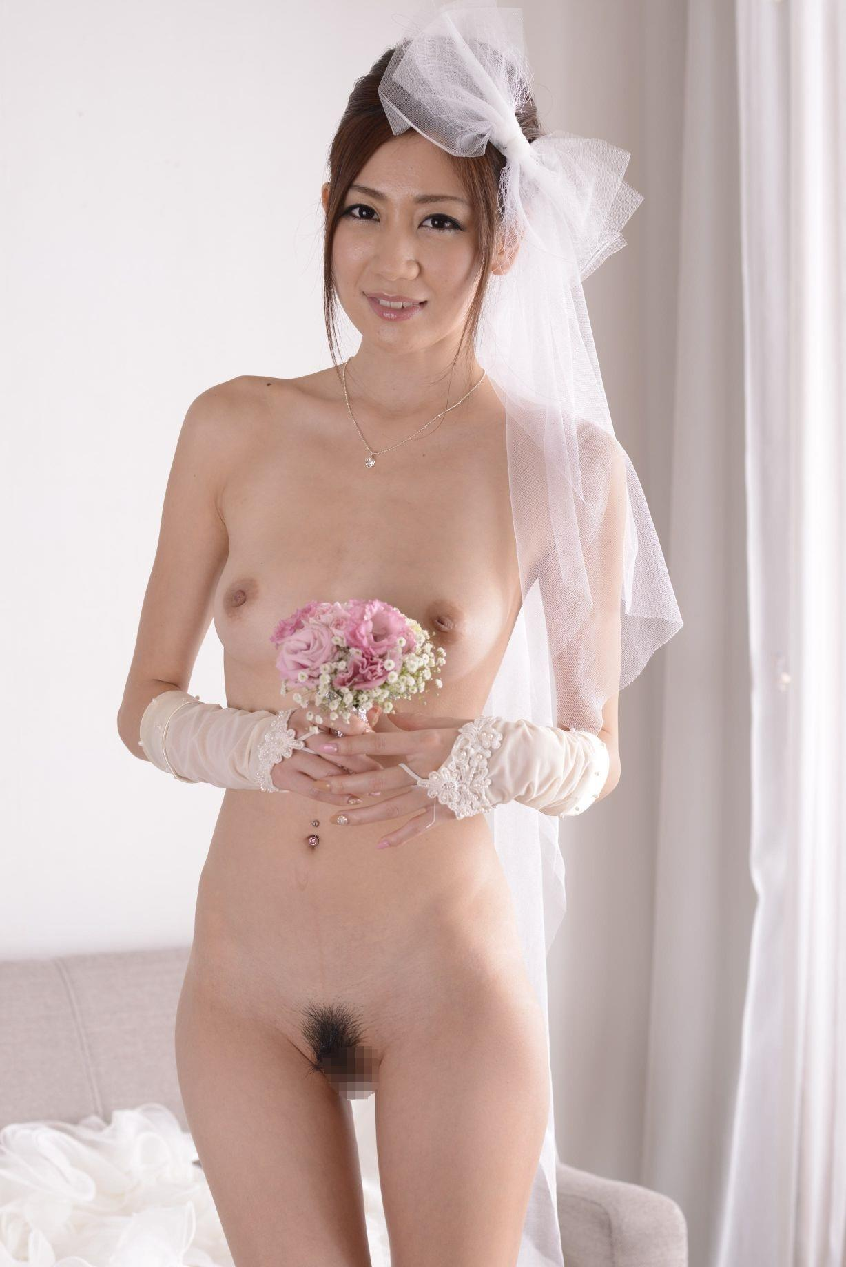 前田かおり ウェディングドレス画像 103