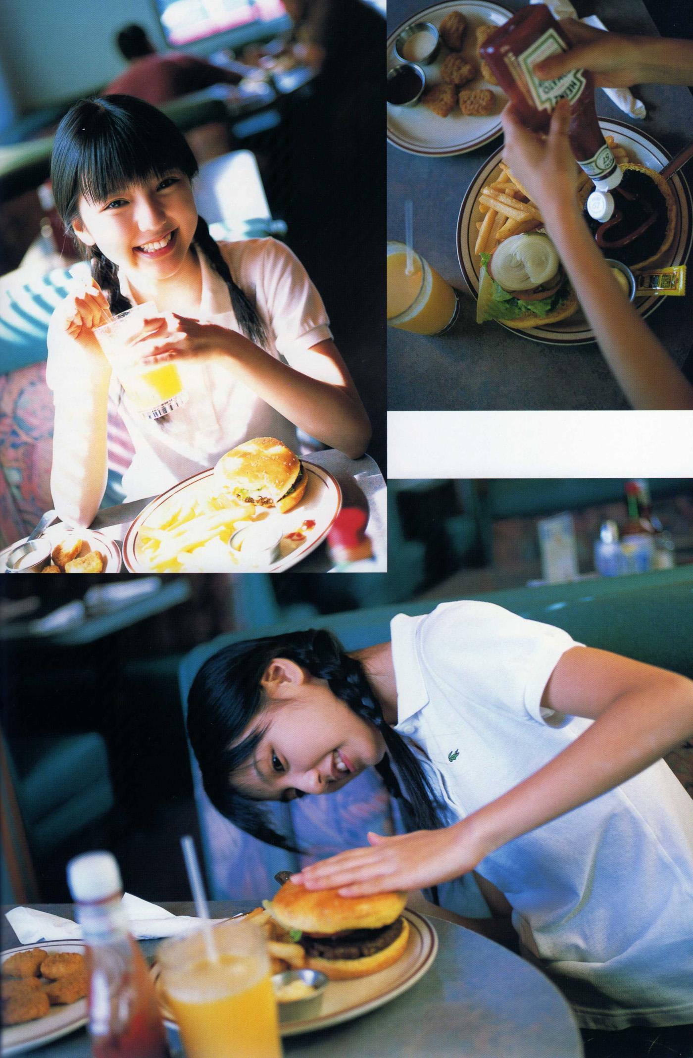真野恵里菜 エロ画像 48