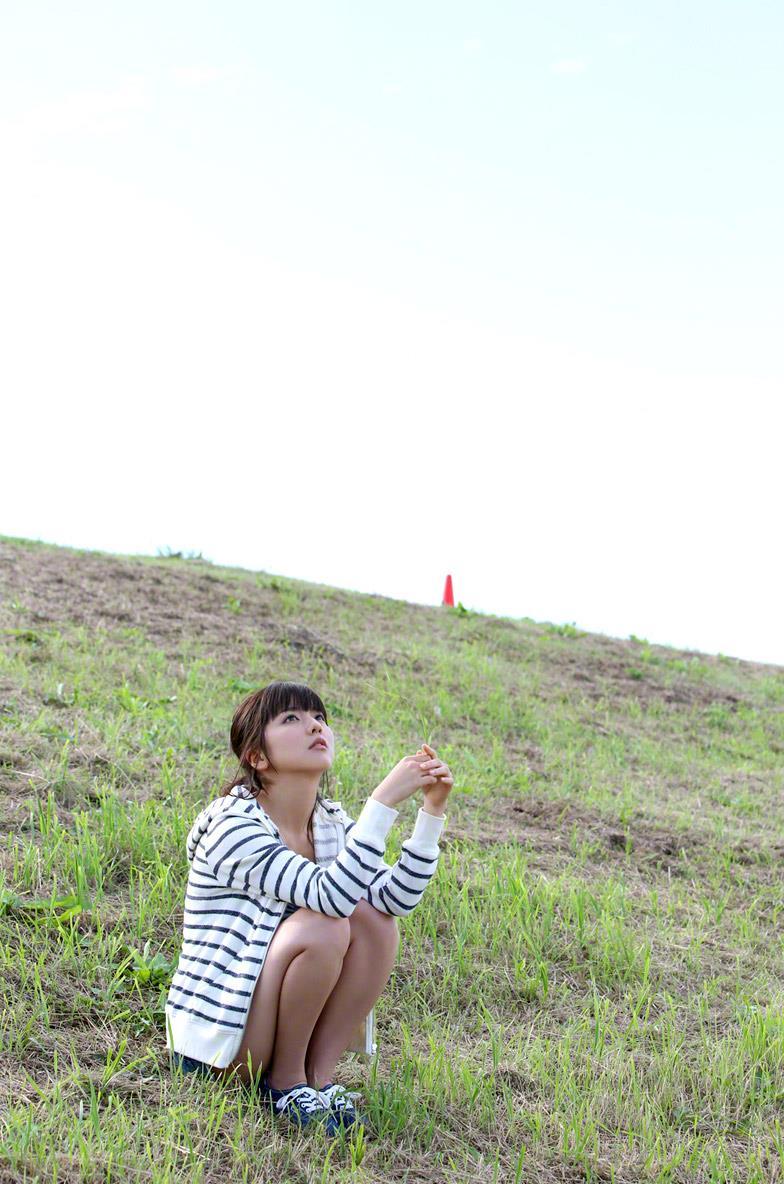 真野恵里菜 セクシー画像 46