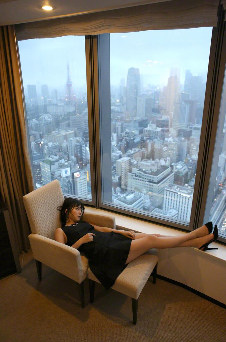 真野恵里菜 セクシー画像 143