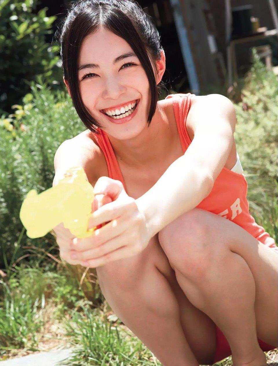 松井珠理奈 手ぶら画像 44