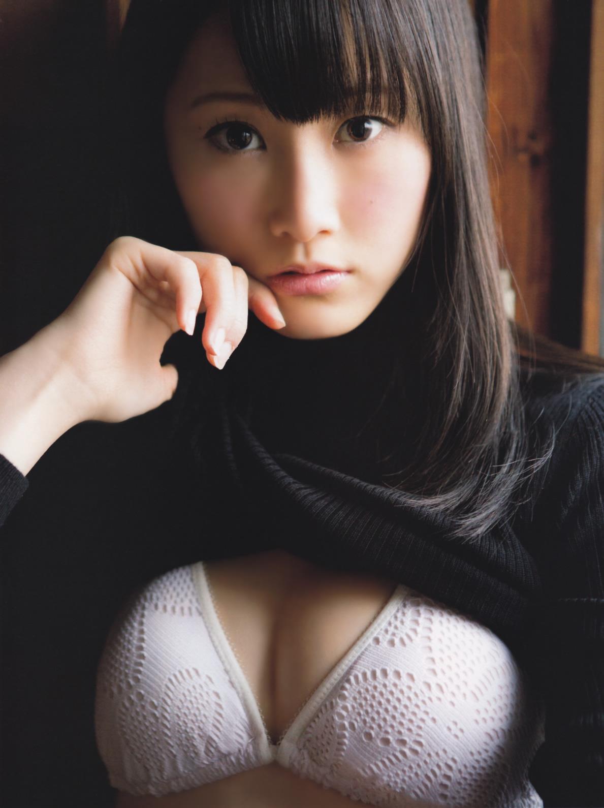 松井玲奈 エロ画像 3
