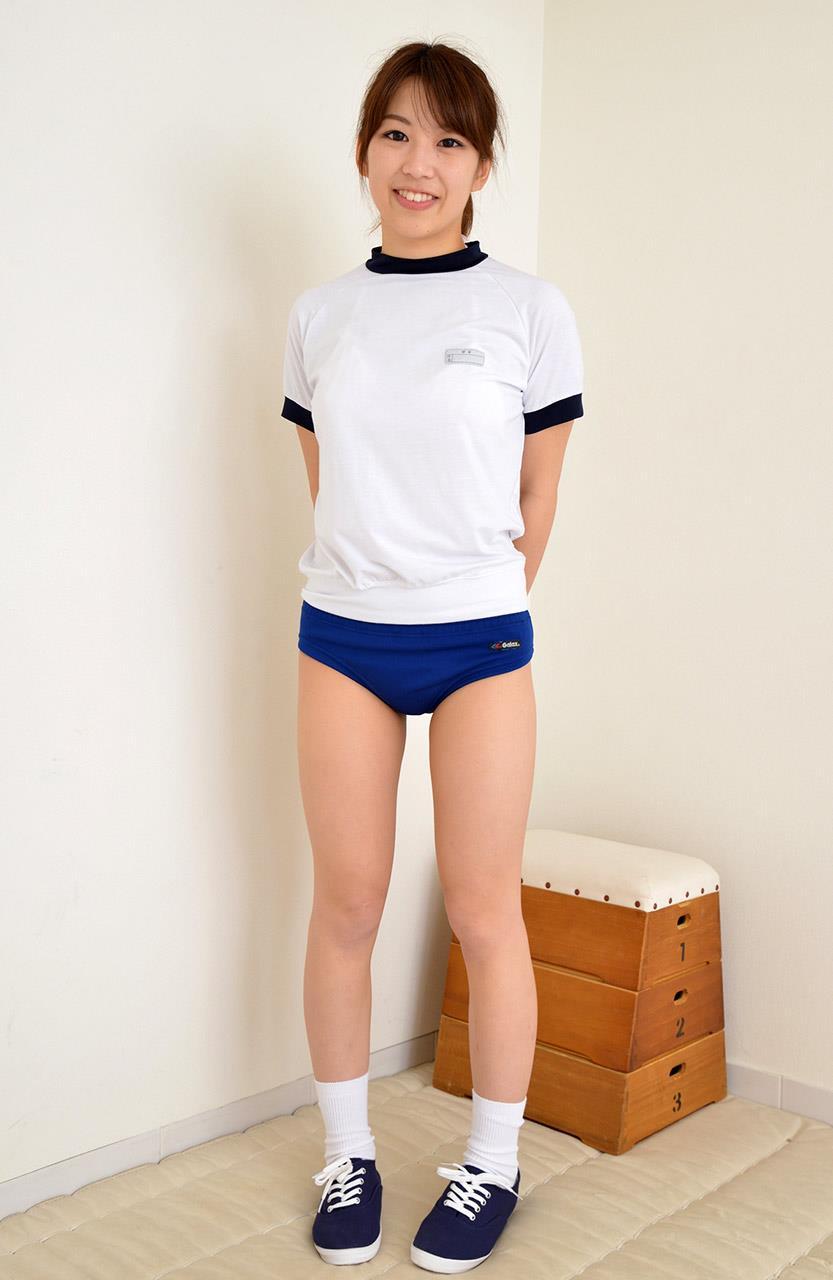 宮地藍 体操服エロ画像 1