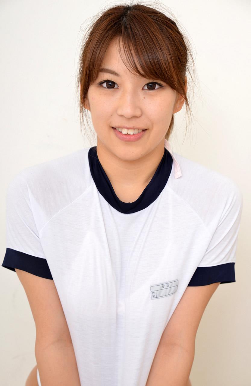 宮地藍 体操服エロ画像 35