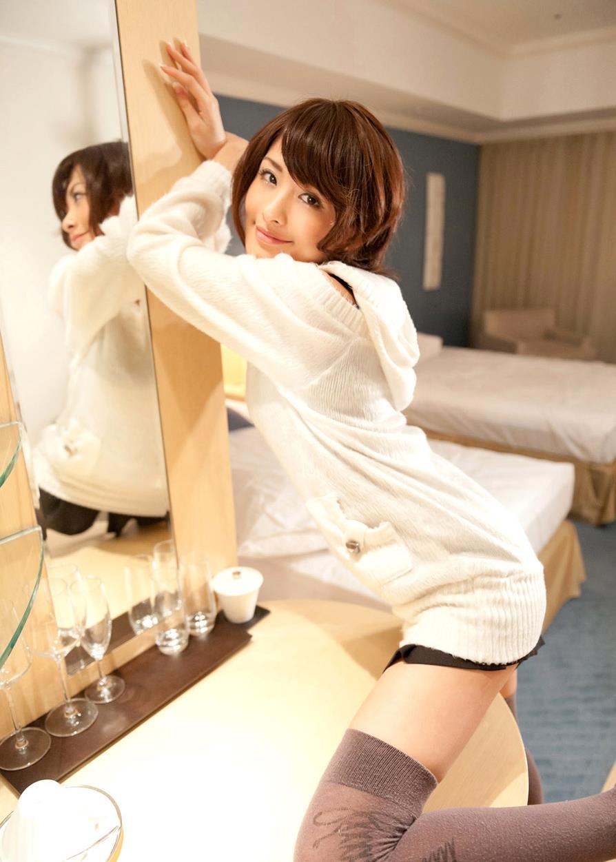 夏目優希 セックス画像 21