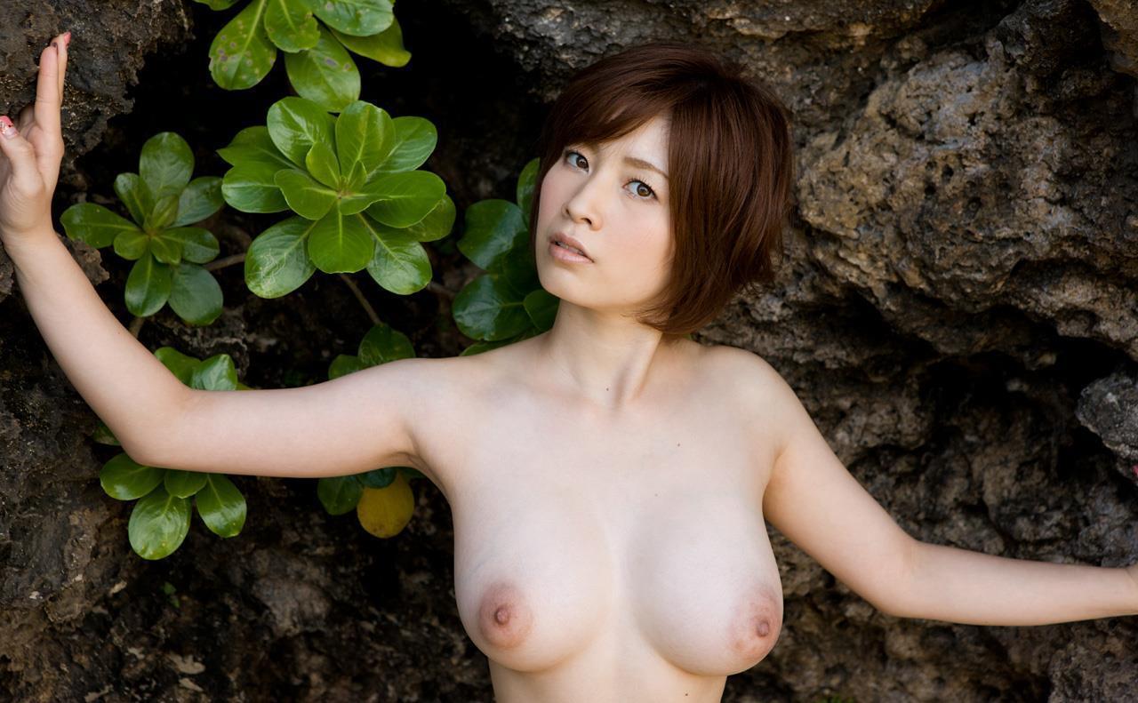 奥田咲 ヌード画像 16