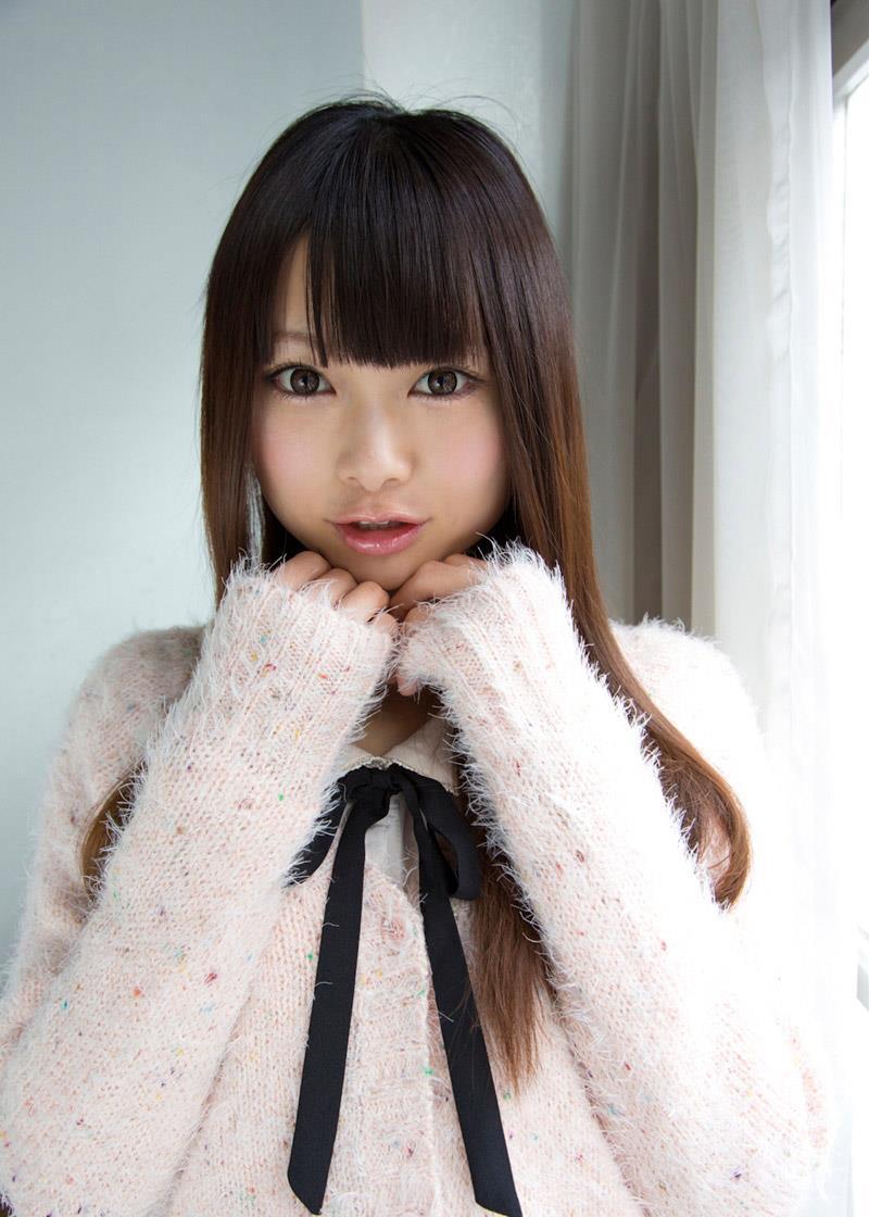 咲田ありな アヒル口の可愛いAV女優 エロ画像 100枚