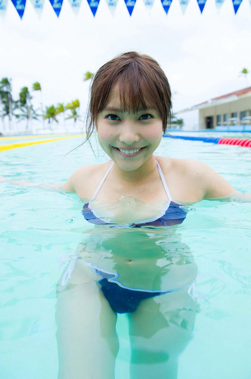 佐野ひなこ 最新水着画像 20