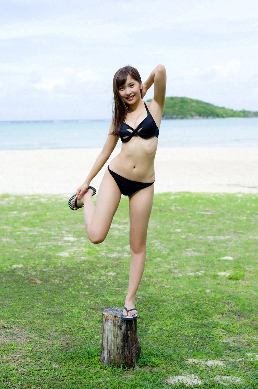 佐野ひなこ 最新水着画像 46