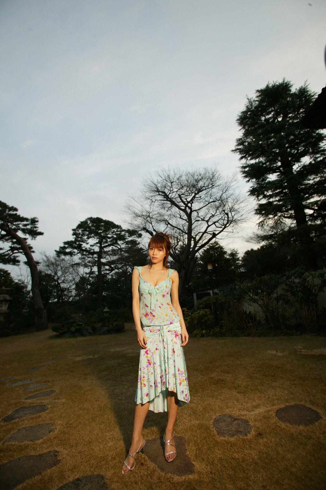 釈由美子 エロ画像 5
