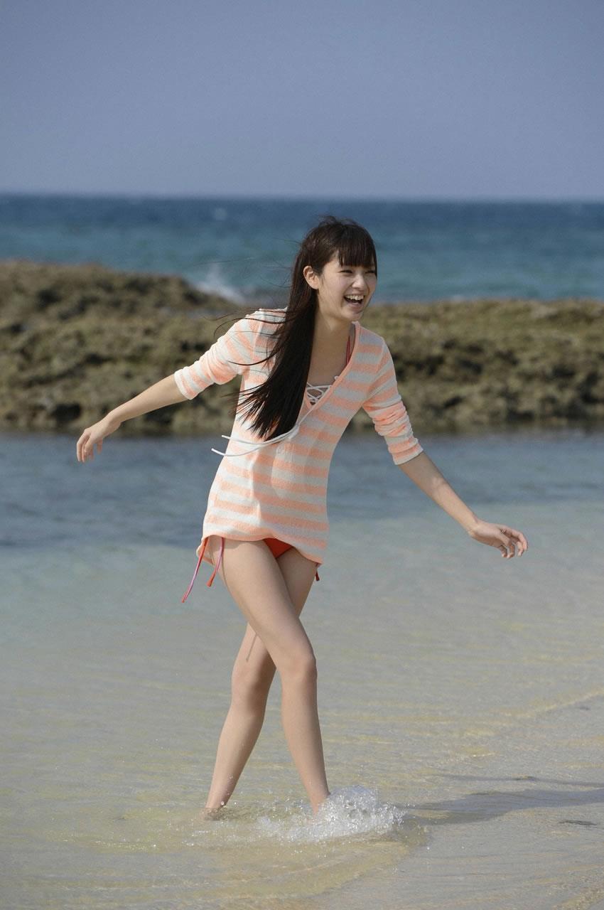 新川優愛 エロ画像 28