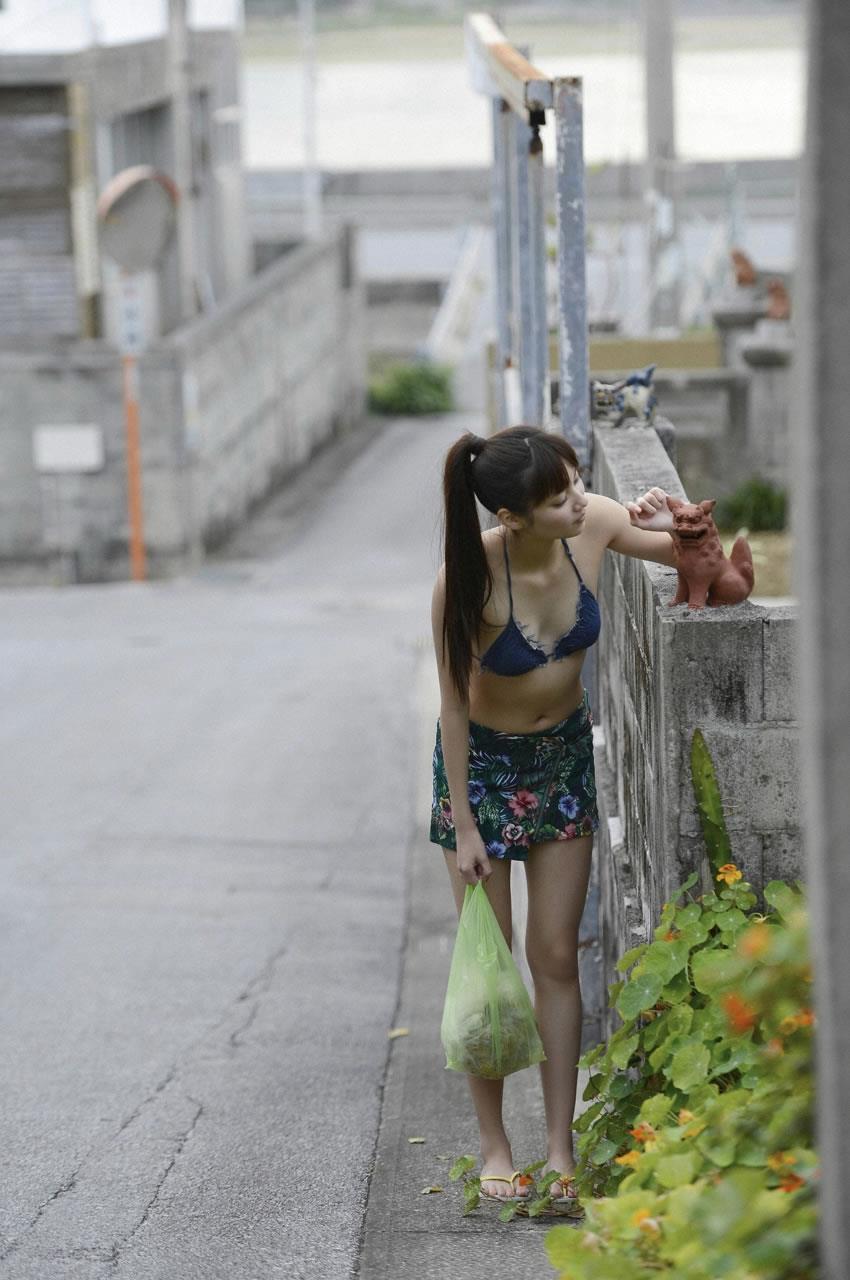 新川優愛 エロ画像 52