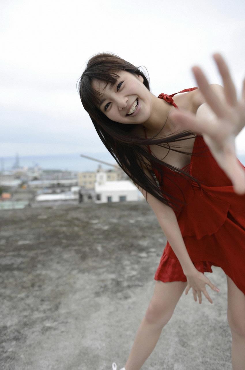 新川優愛 エロ画像 119