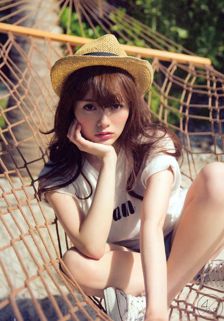 白石麻衣 エロ画像 5