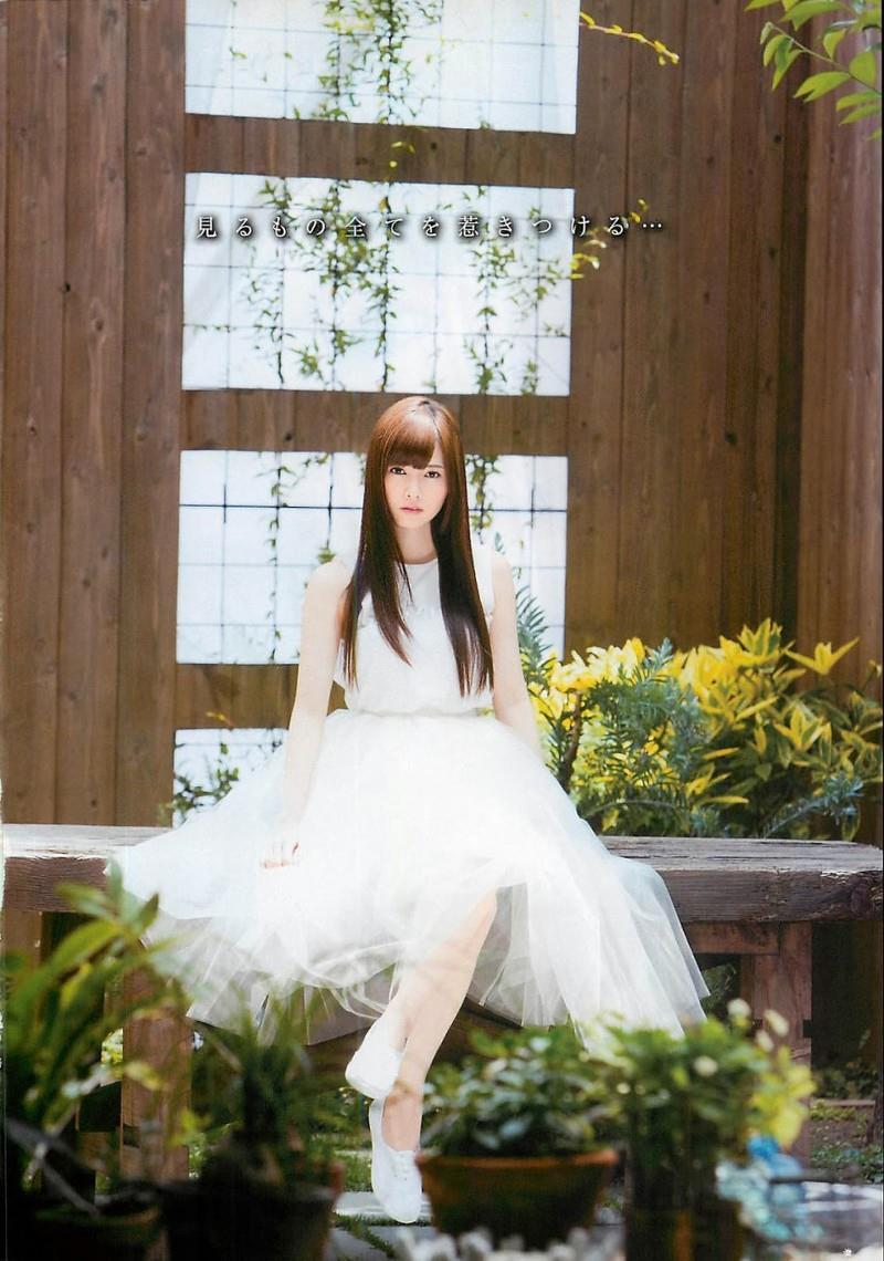 白石麻衣 エロ画像 68