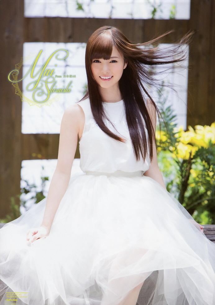 白石麻衣 エロ画像 80