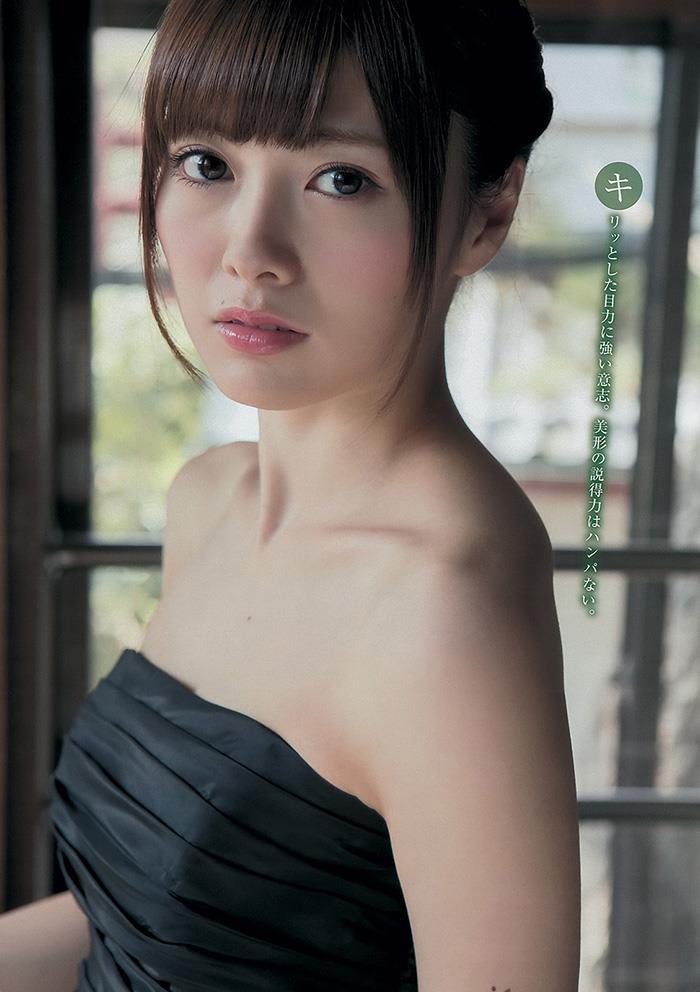 白石麻衣 エロ画像 97
