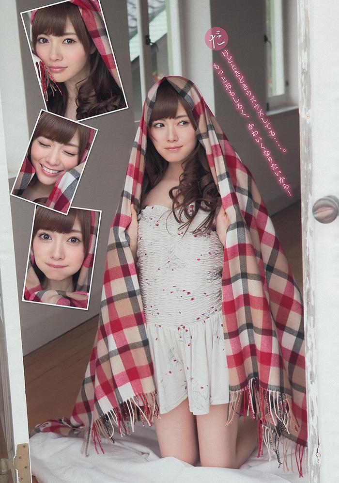 白石麻衣 エロ画像 98