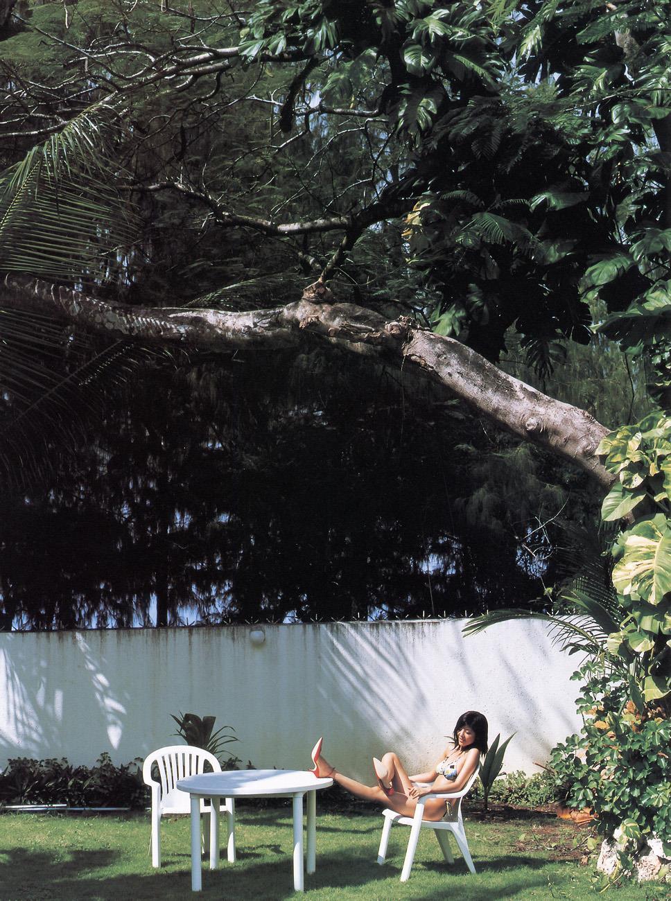 白石美帆 エロ画像 46