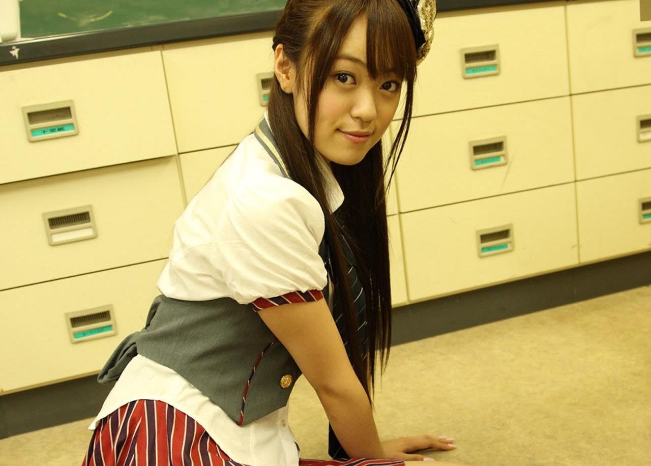 城田理加(元AKB48・米沢瑠美)画像 64