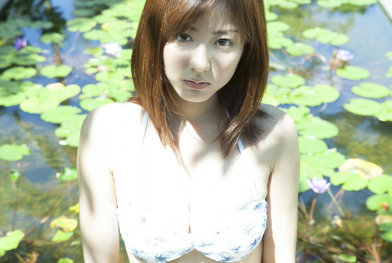 杉本有美 高画質グラビア画像 1