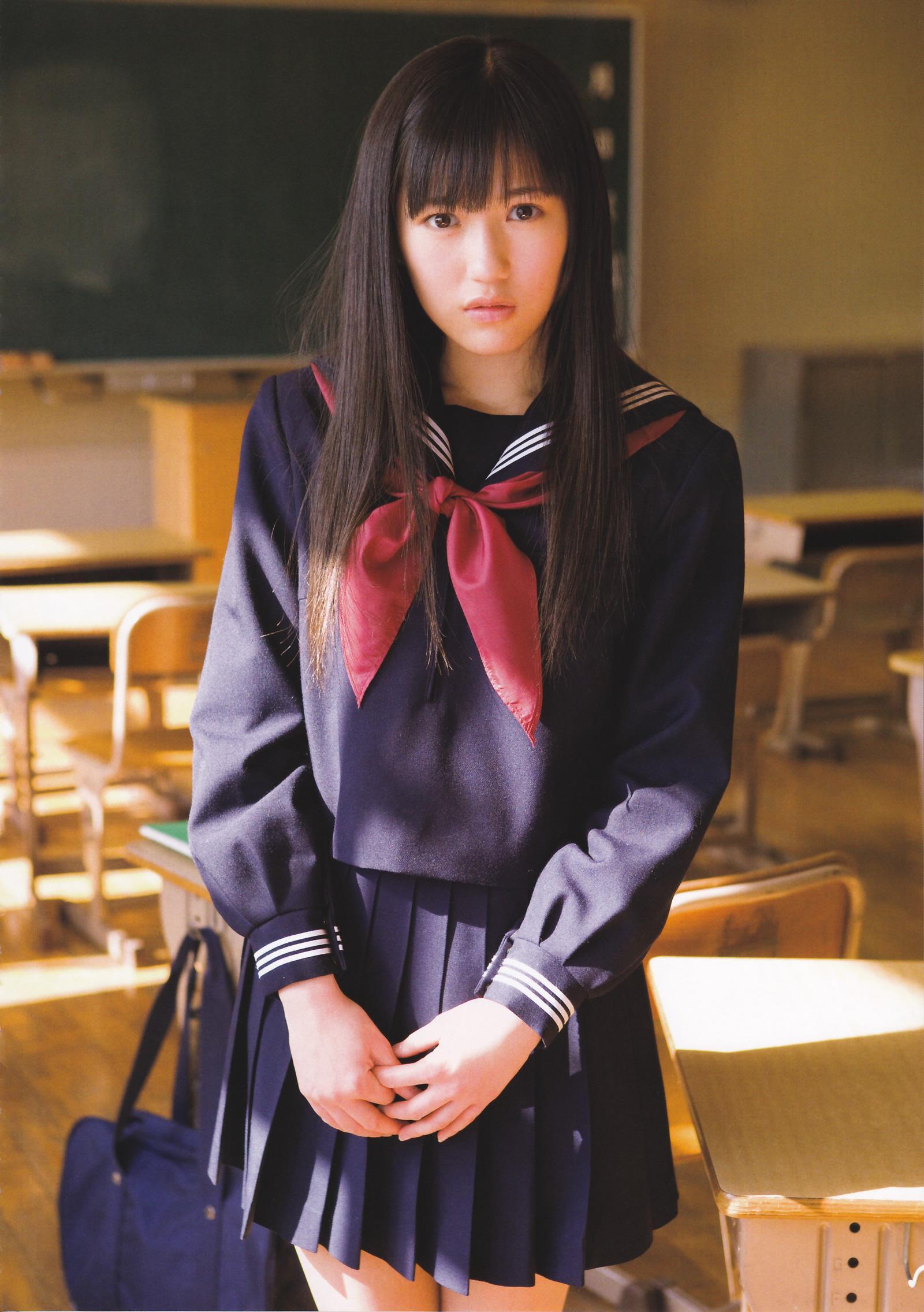 渡辺麻友 写真集「まゆゆ」 画像 6
