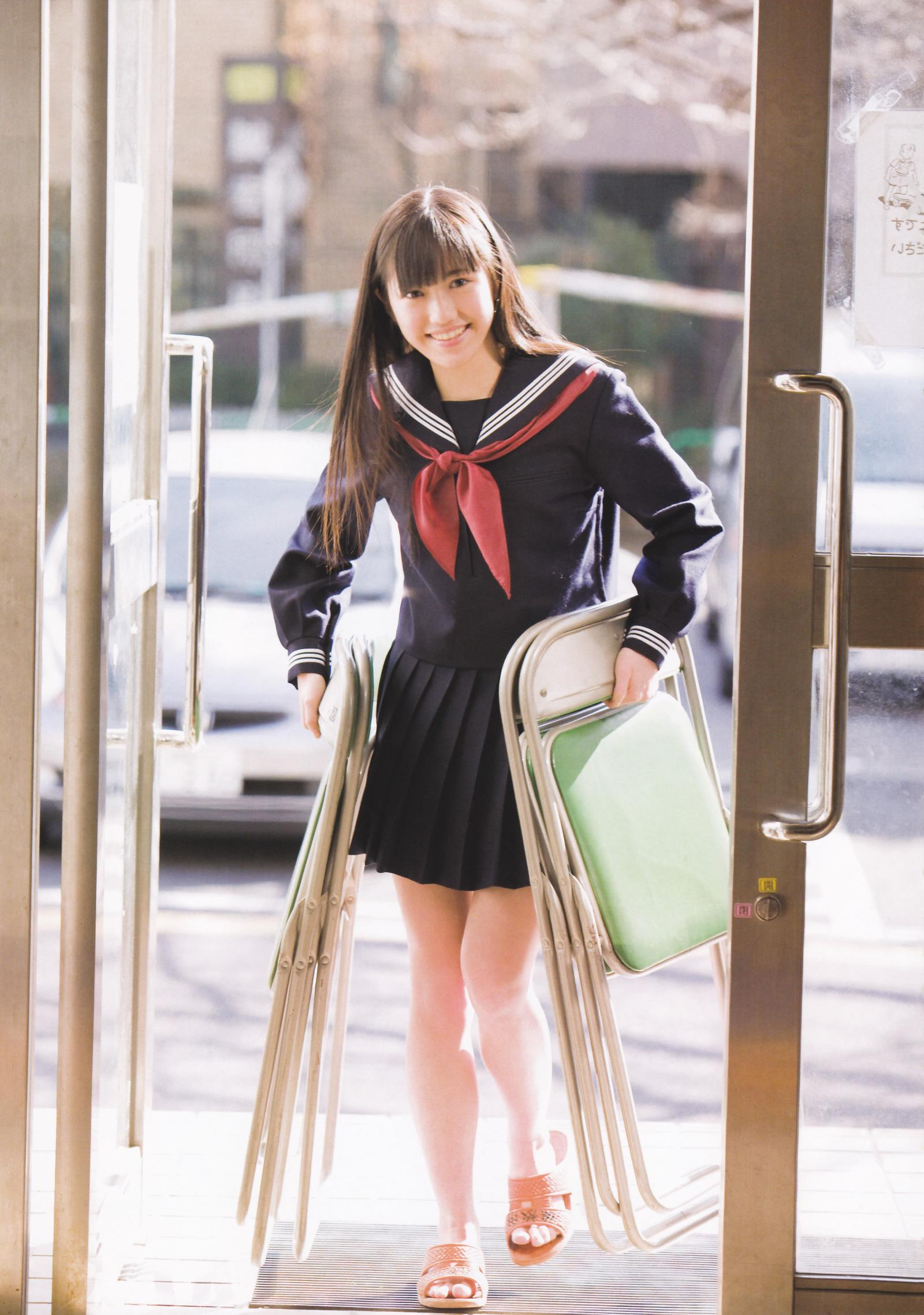 渡辺麻友 写真集「まゆゆ」 画像 11