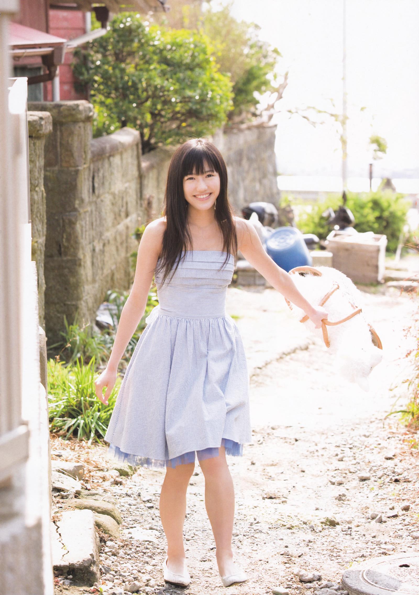 渡辺麻友 写真集「まゆゆ」 画像 36