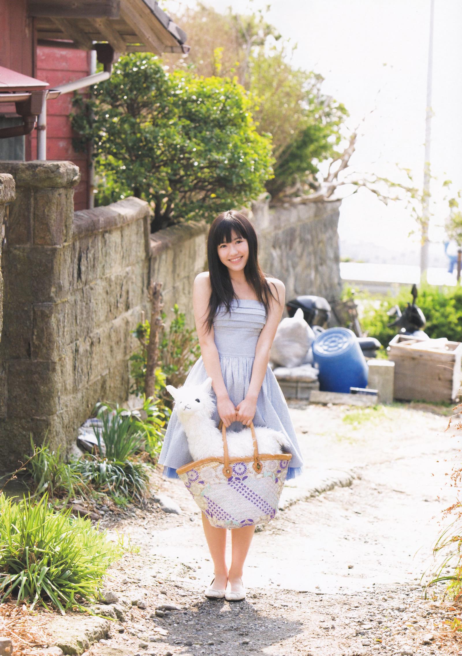 渡辺麻友 写真集「まゆゆ」 画像 76